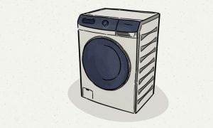 خرابی ماشین لباسشویی