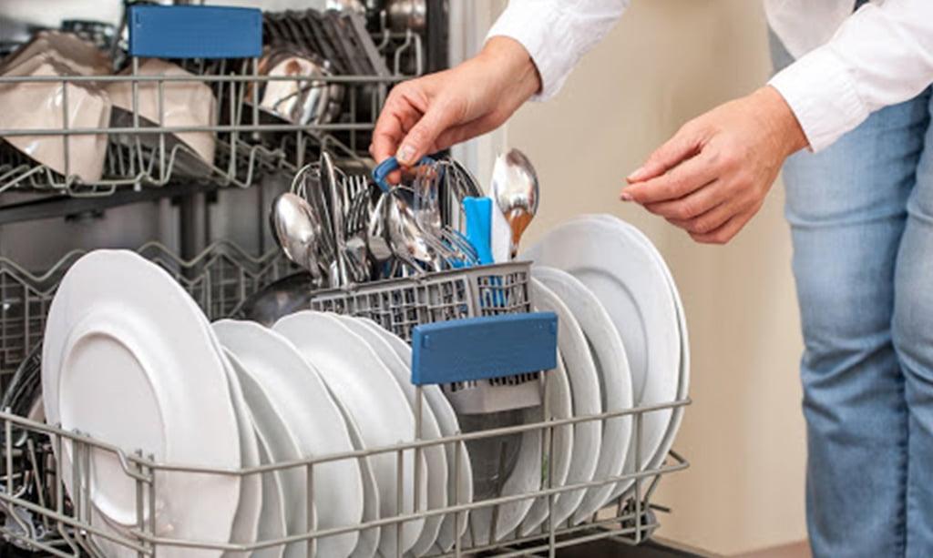 حل نشدن قرص ظرفشویی
