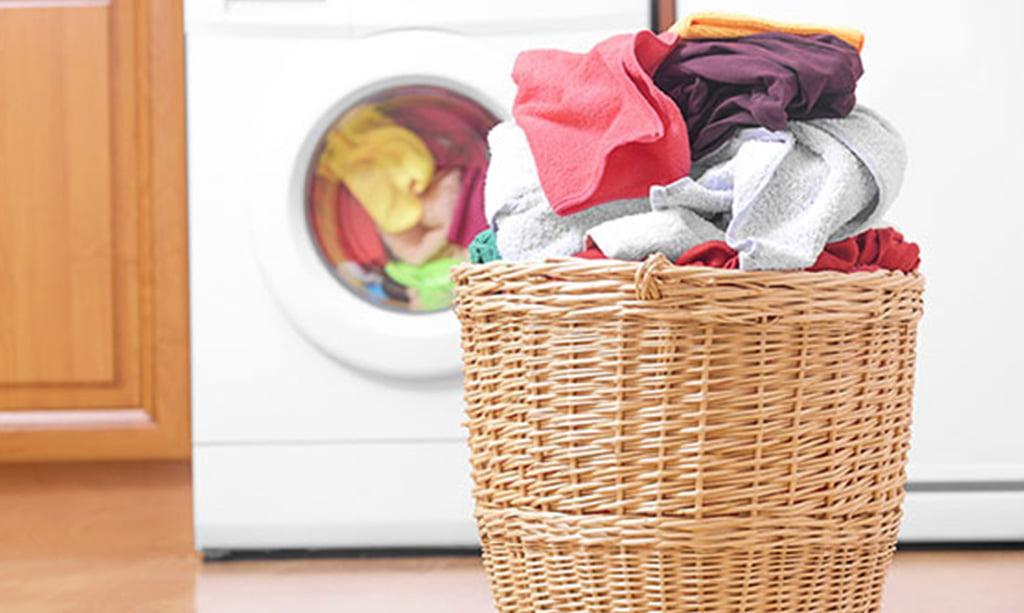 کف نکردن ماشین لباسشویی