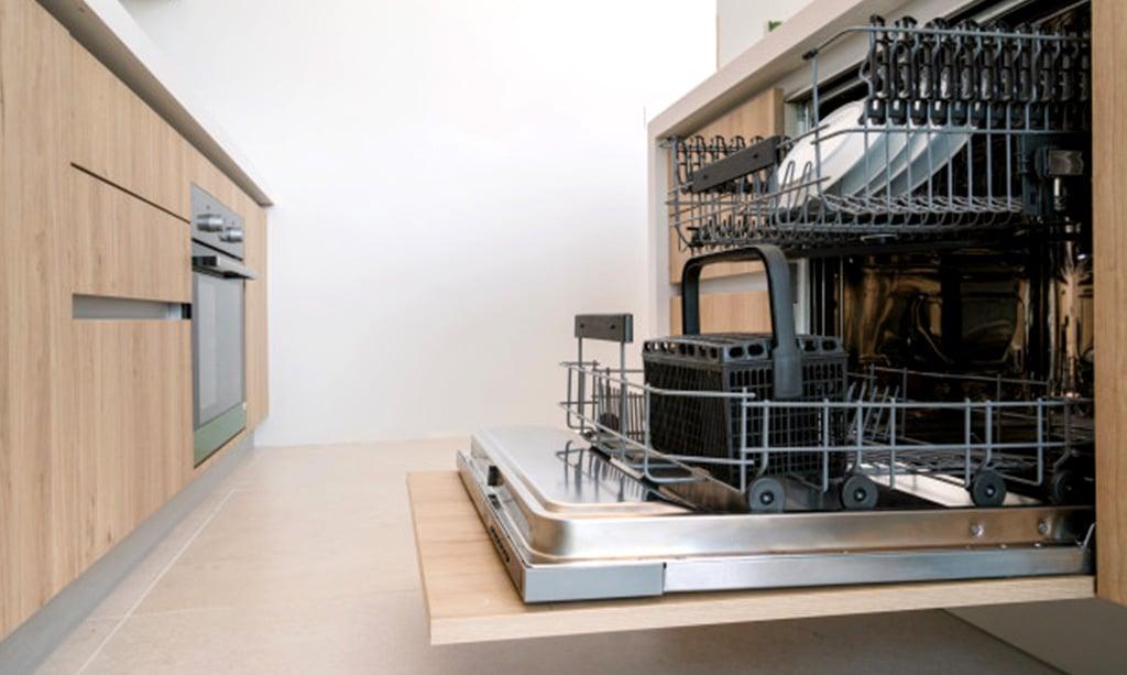 ماشین ظرفشویی بوش خشک نمیکند