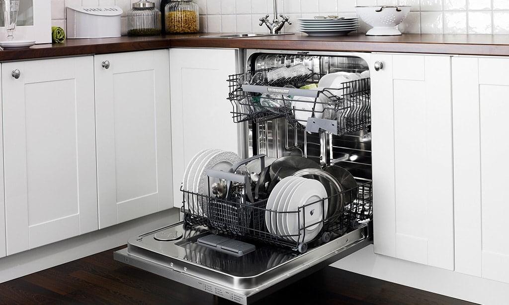 نحوه تخلیه نمک ماشین ظرفشویی