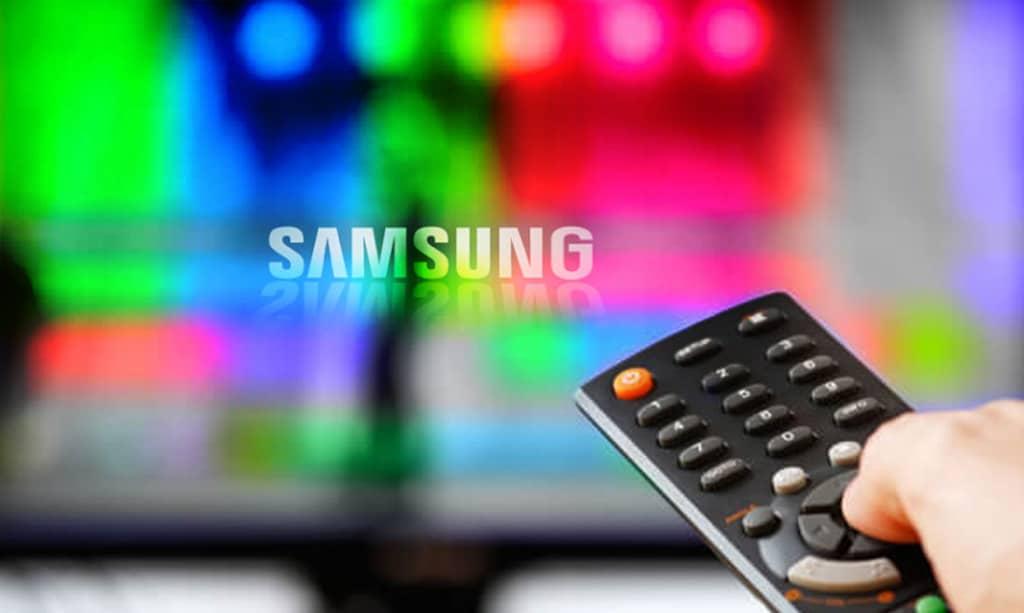 چشمک زدن چراغ تلویزیون سامسونگ