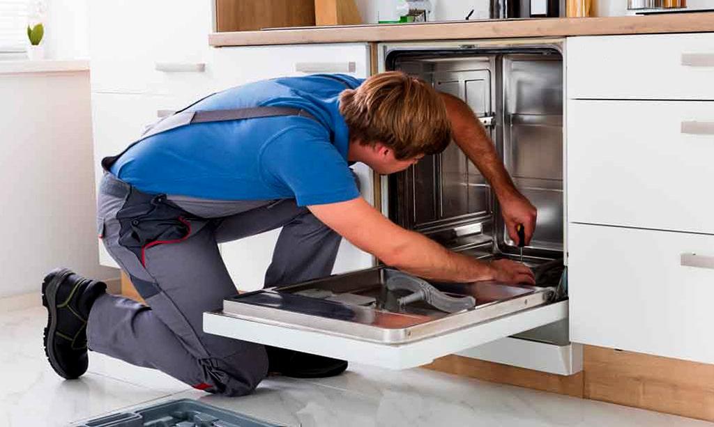 چرا ماشین ظرفشویی بوی بد میدهد