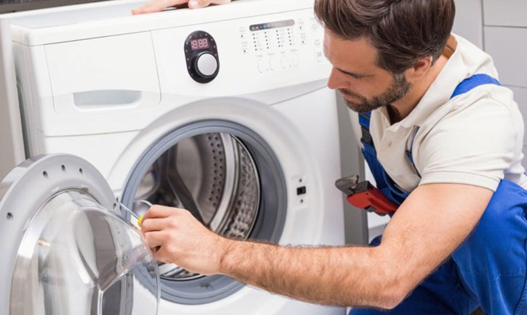صدای زیاد ماشین لباسشویی ال جی