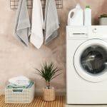علت داغ شدن اب ماشین لباسشویی