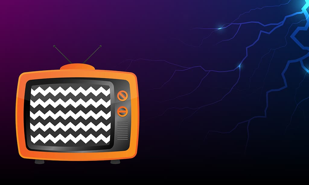 چرا تلویزیون سونی سیگنال ندارد