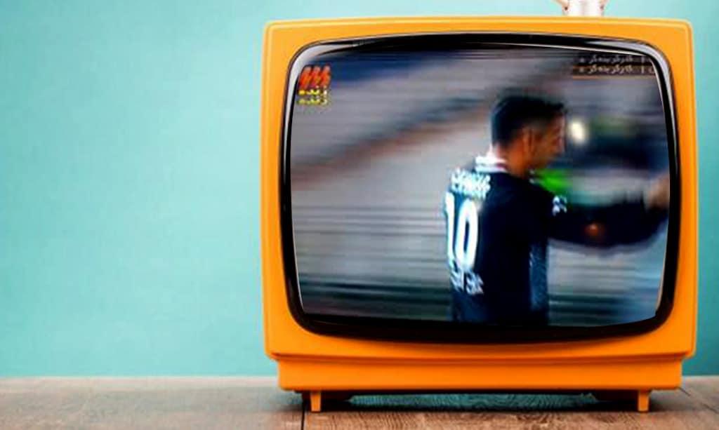 علت پرش تصویر تلویزیون ال جی