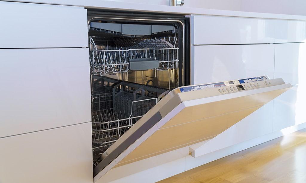 علت زوزه کشیدن ماشین ظرفشویی