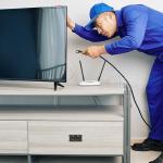 علت سوختن تلویزیون