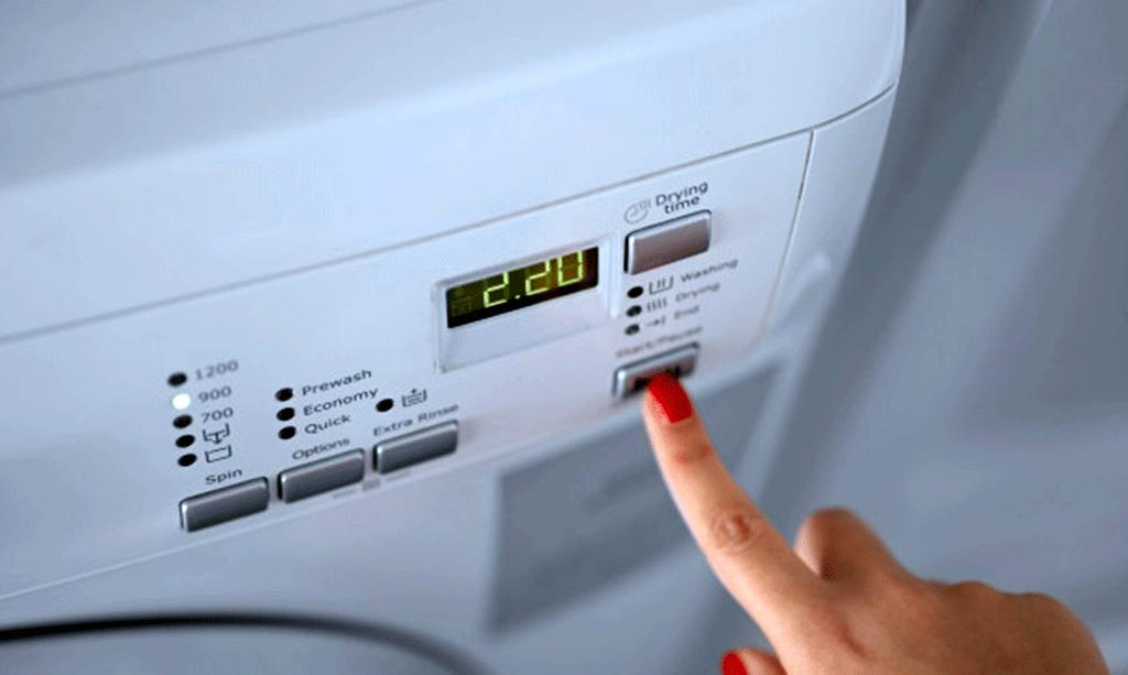 کد خطای ماشین لباسشویی بوش