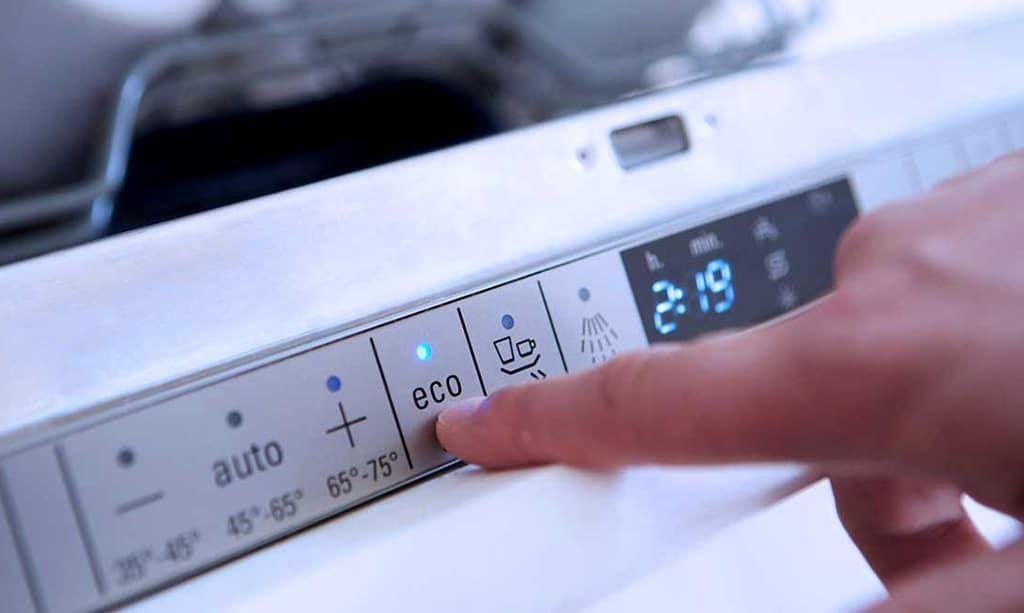علت کار نکردن دکمه های ماشین ظرفشویی