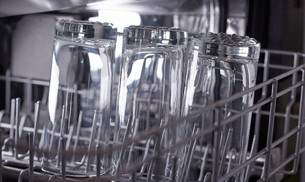 چگونه ماشین ظرفشویی را ضدعفونی کنیم