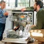 تخلیه نکردن ماشین ظرفشویی