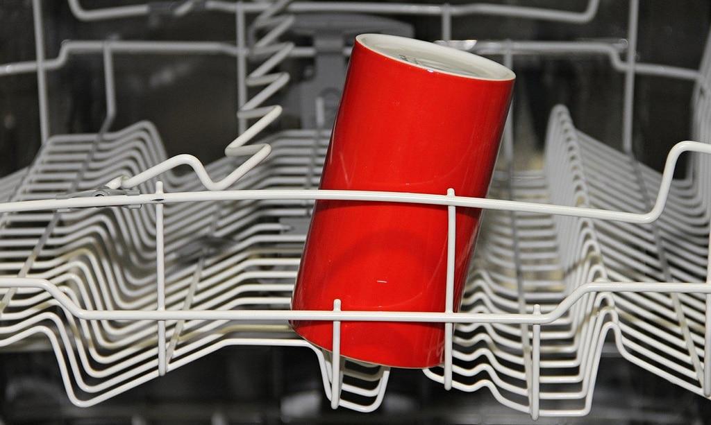 از بین بردن بوی بد ماشین ظرفشویی