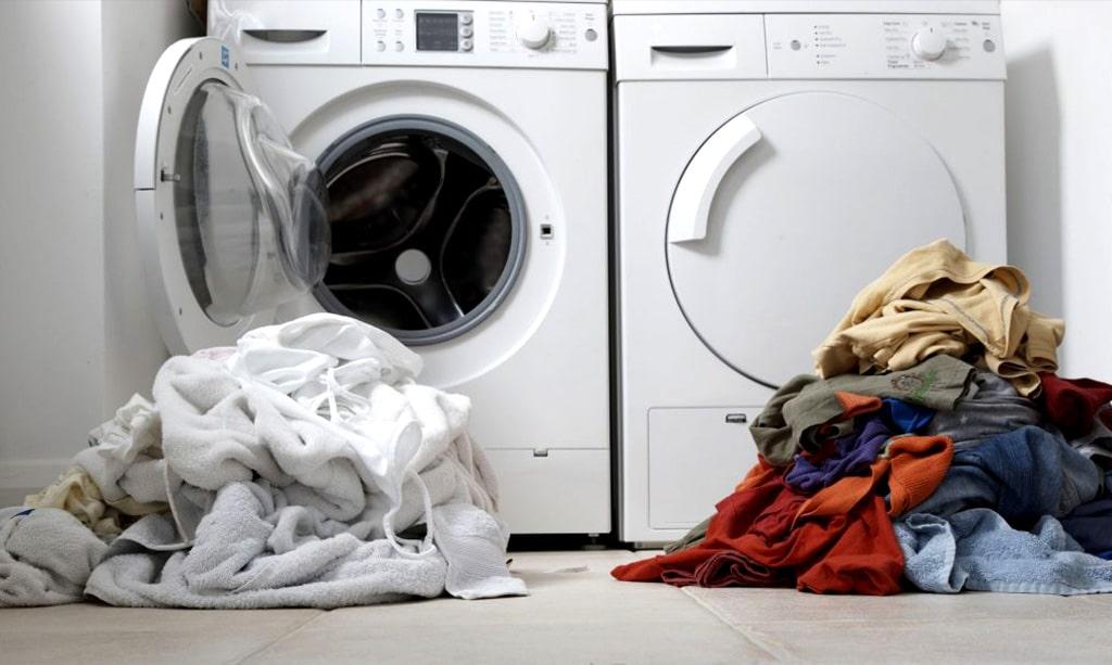 چگونه ماشین لباسشویی را ضدعفونی کنیم