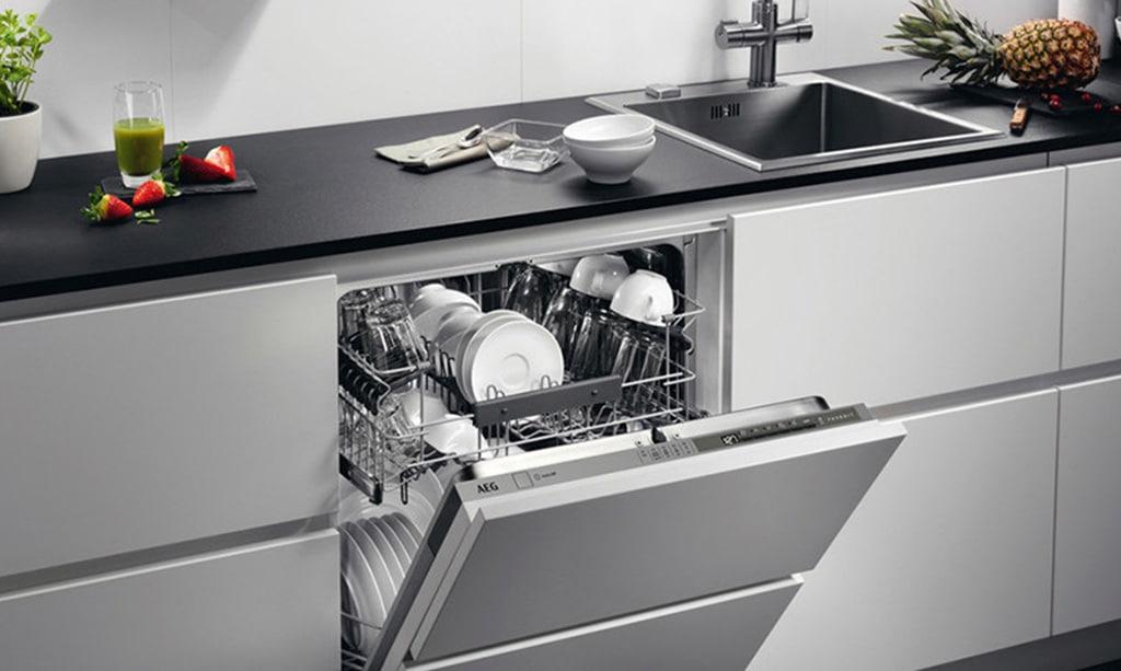 علت زود تمام شدن نمک ماشین ظرفشویی