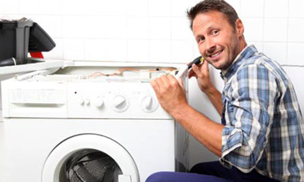 چرا ماشین لباسشویی صدا میده